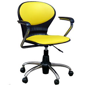 صندلی گردان صدف