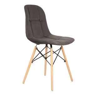صندلی چهارپایه روکش دار ایمز